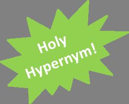 HolyHypernym