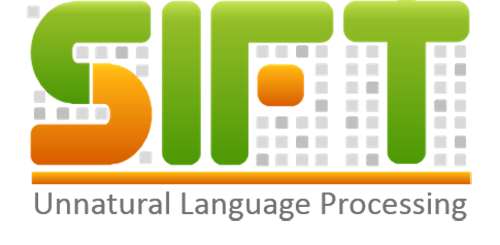 Clinical Architecture SIFT Unnatural Language Processing Logo