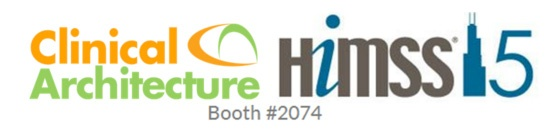 clinical-architecture-himss-2015-logo