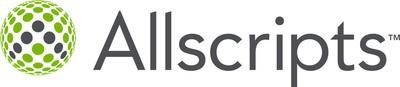 Allscripts Healthcare Solutions, Inc. Logo.