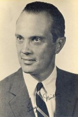 Dr. George A. Miller