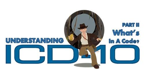 Understanding ICD-10-CM – Part II – What's In A Code?
